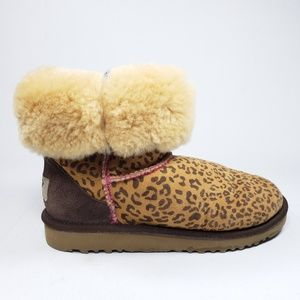 UGG Shoes - UGG Leopard Print Boots